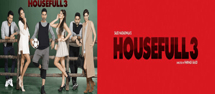 Trailer Launch Of Houseful-3 On Apr 24
