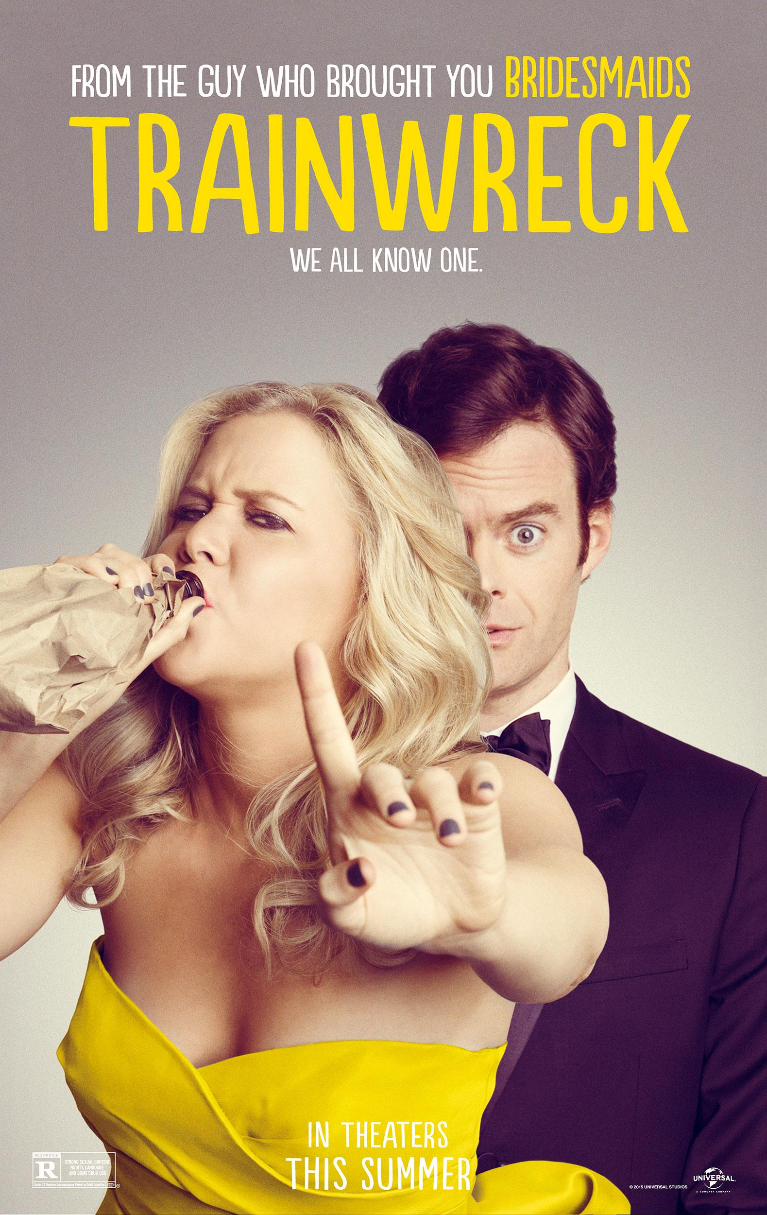 Trainwreck Movie Review English