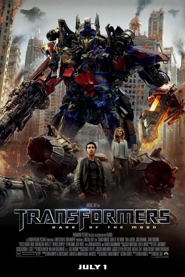 Transformers: Dark Of The Moon Movie Review English