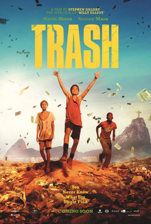 Trash Movie Review English