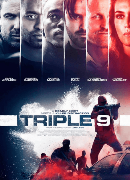 Triple 9 Movie Review English Movie Review