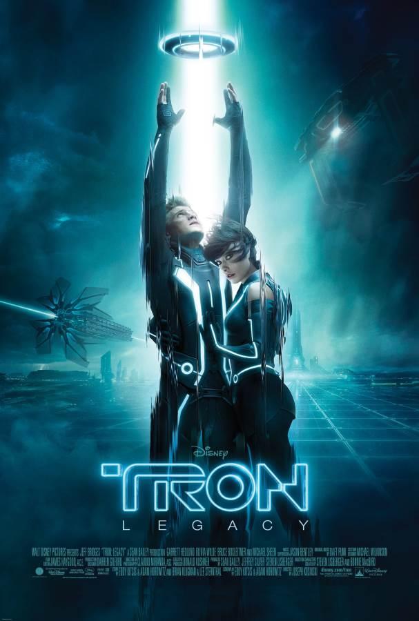 Tron Legacy Movie Review English