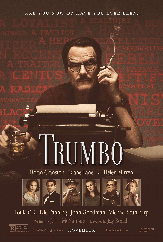 Trumbo Movie Review English