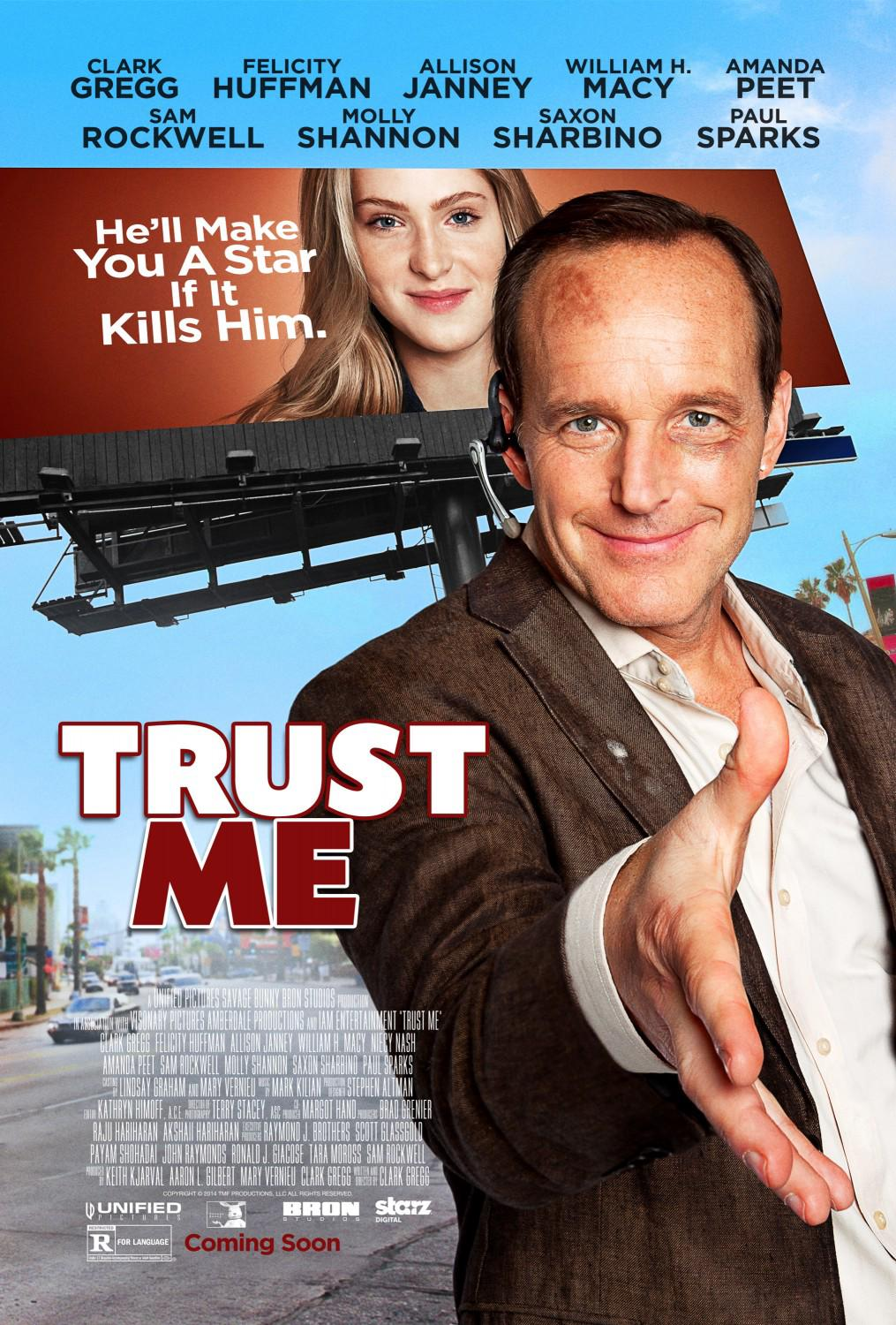 Trust Me Movie Review English