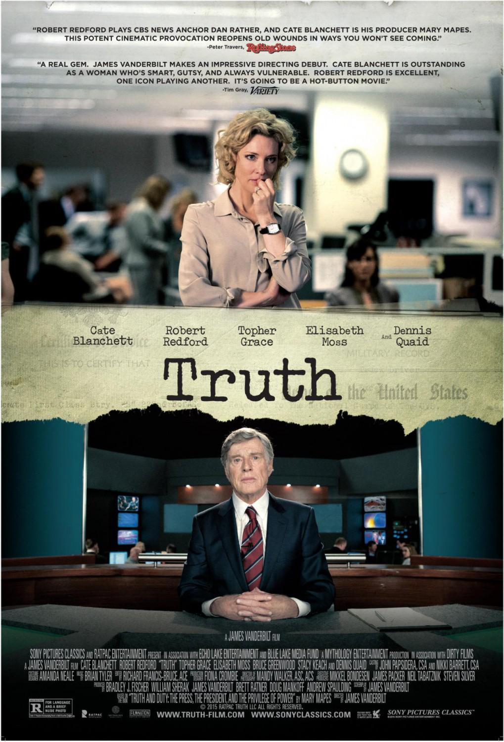 Truth Movie Review English