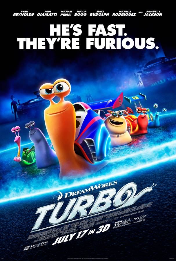 Turbo Movie Review English
