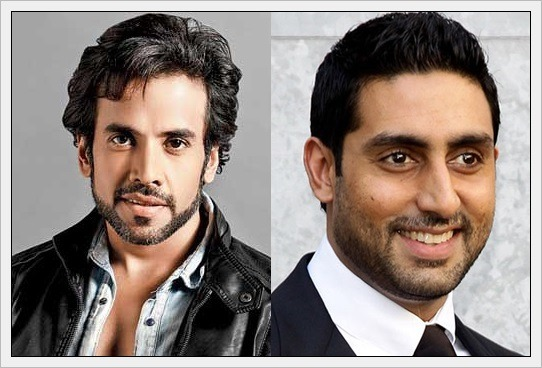 Tusshar Kapoor Shared Abhishek Bachchan's Photo On Friendship Day