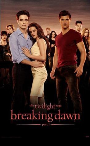 Twilight Saga Breaking Dawn Part 1 Movie Review English