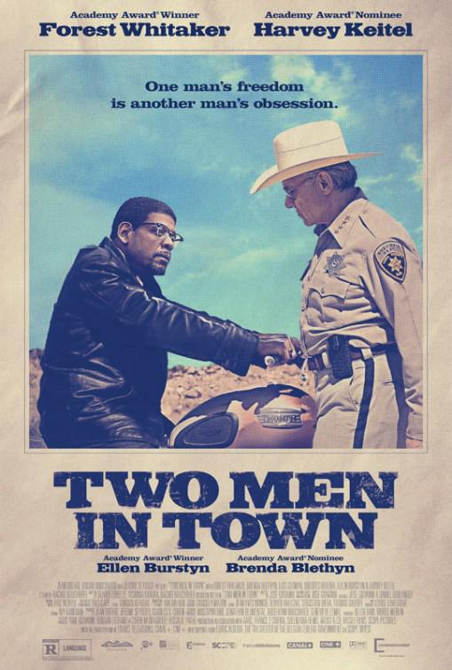 Two Men in Town Movie Review English