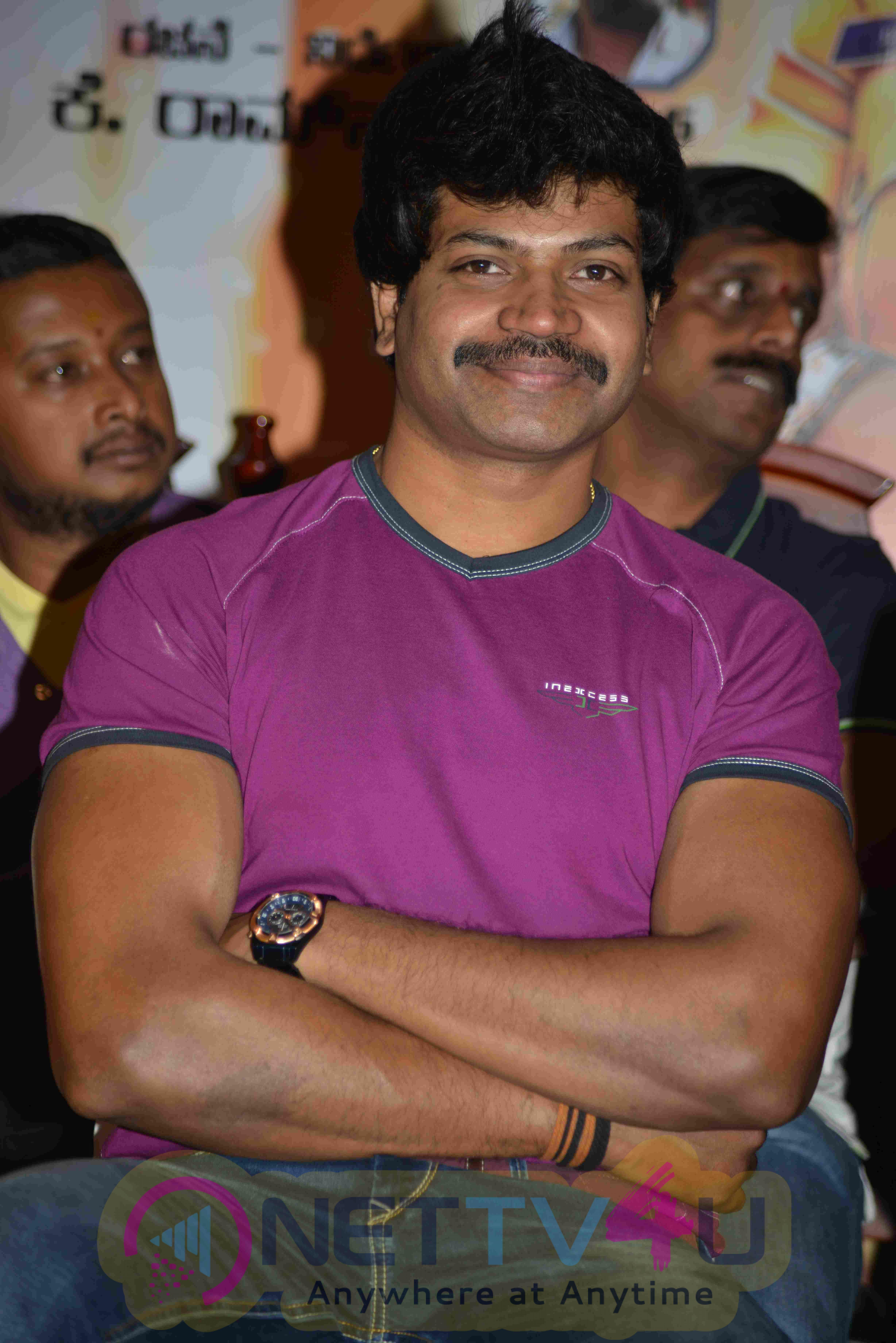 Tyson Kannada Film Audio Release Stills