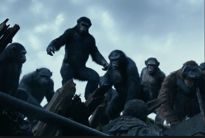 Untitled Planet of the Apes Sequel Movie Review English Movie Review