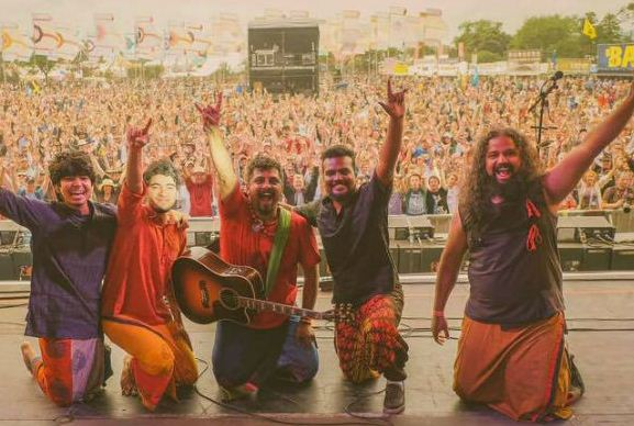 Udaipur Stunned With Raghu Dixit's Music!