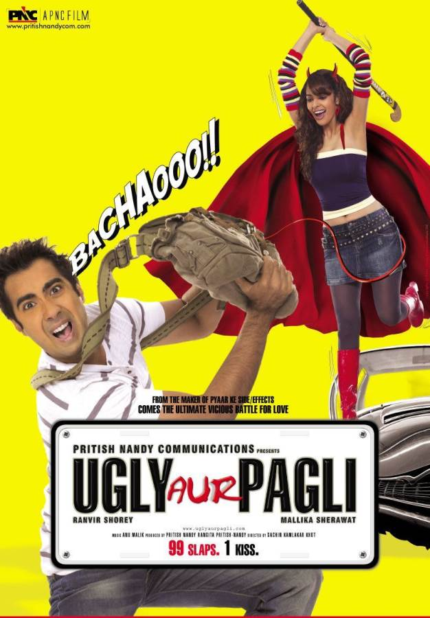 Ugly Aur Pagli  Movie Review Hindi