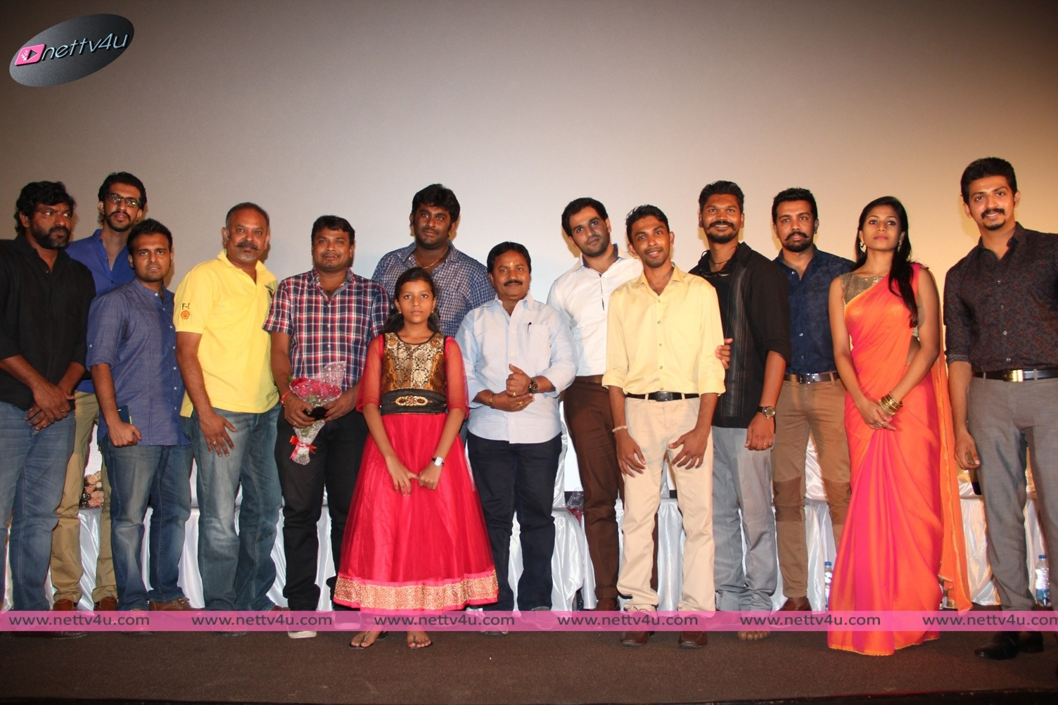 Unakkenna Vaenum Sollu Movie Trailer Launch Event Photos
