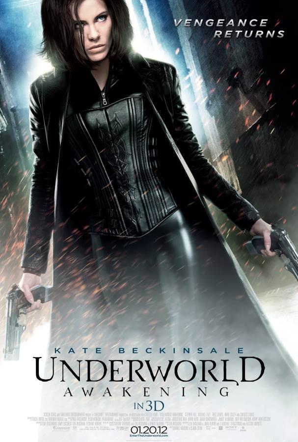 Underworld: Awakening Movie Review English