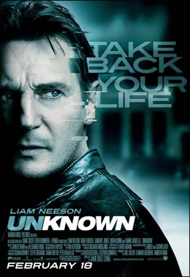 Unknown Movie Review English