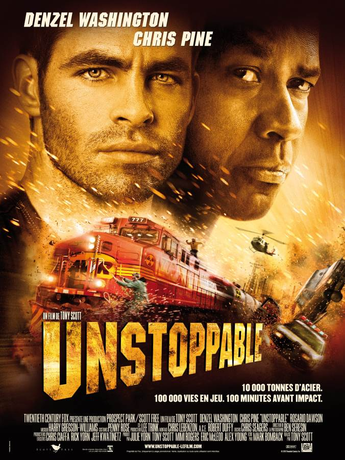 Unstoppable Movie Review English
