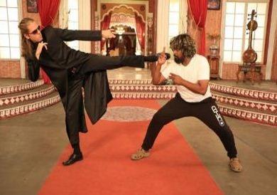US Martial Art Expert Is Dilip Subbarayan Film!