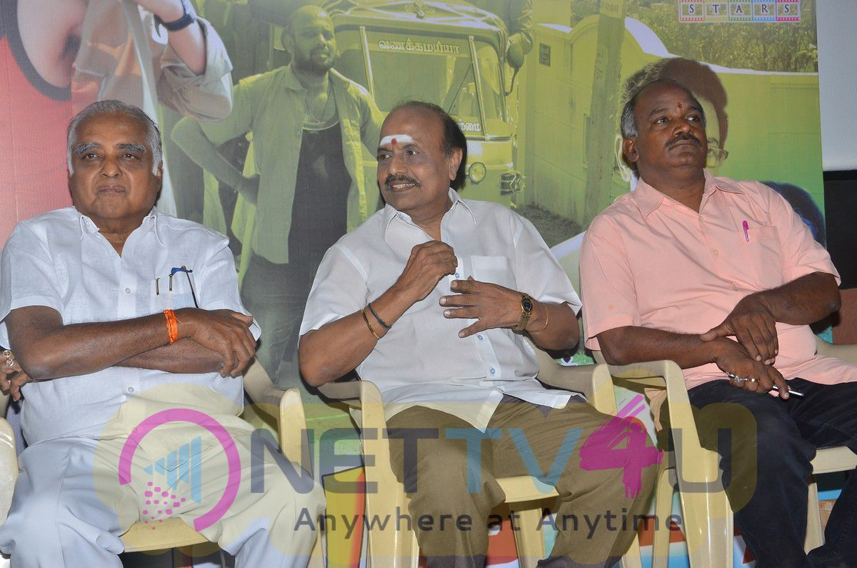 Vadachetti Movie Audio Launch Photos