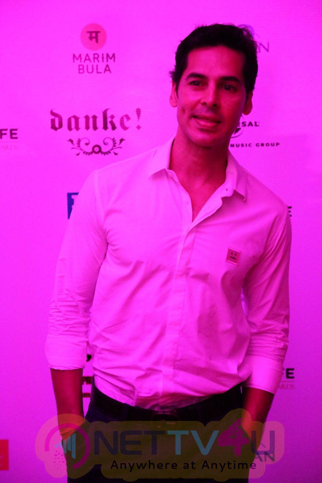 Varun Dhawan At India Nightlife Convention Awards Photos Hindi Gallery