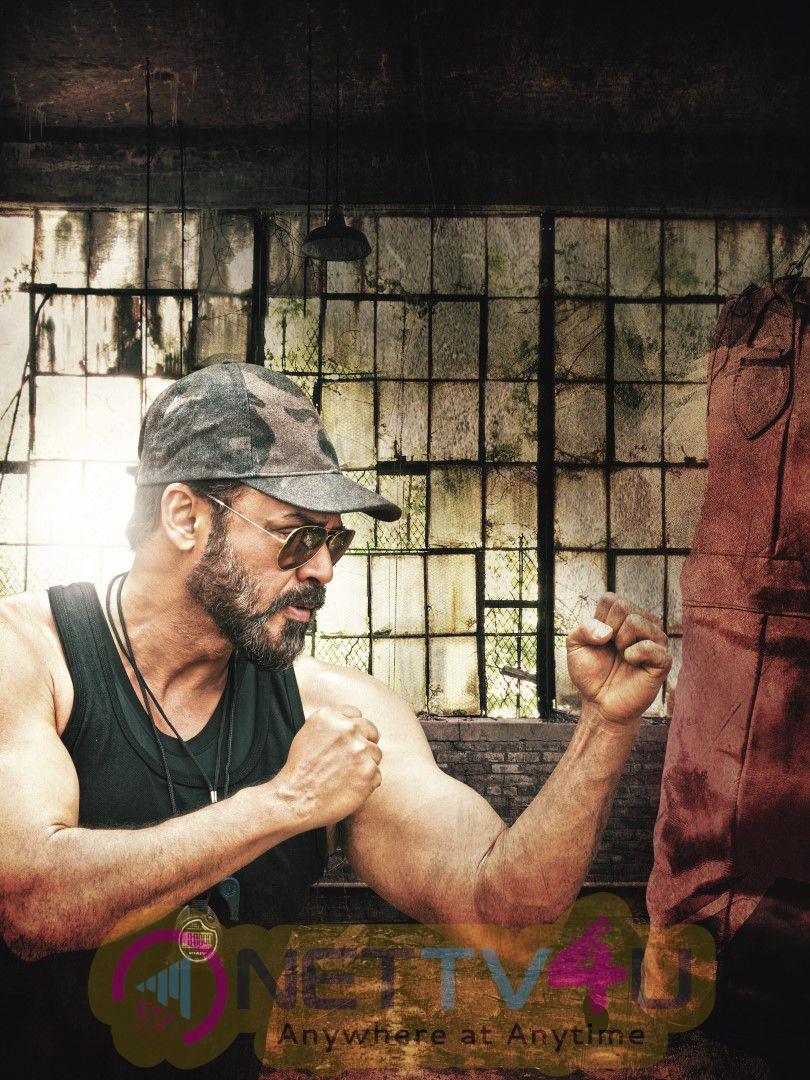 Venkatesh Guru Movie First Look Posters & Stills