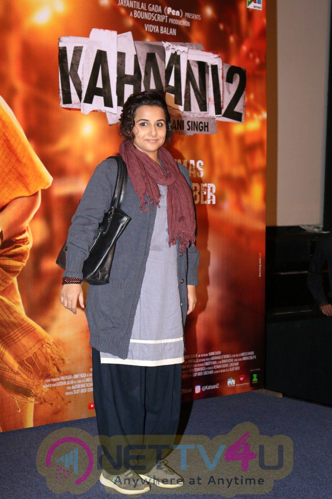 Vidya Balan In Kahaani 2 Durga Rani Singh Official Trailer Launch
