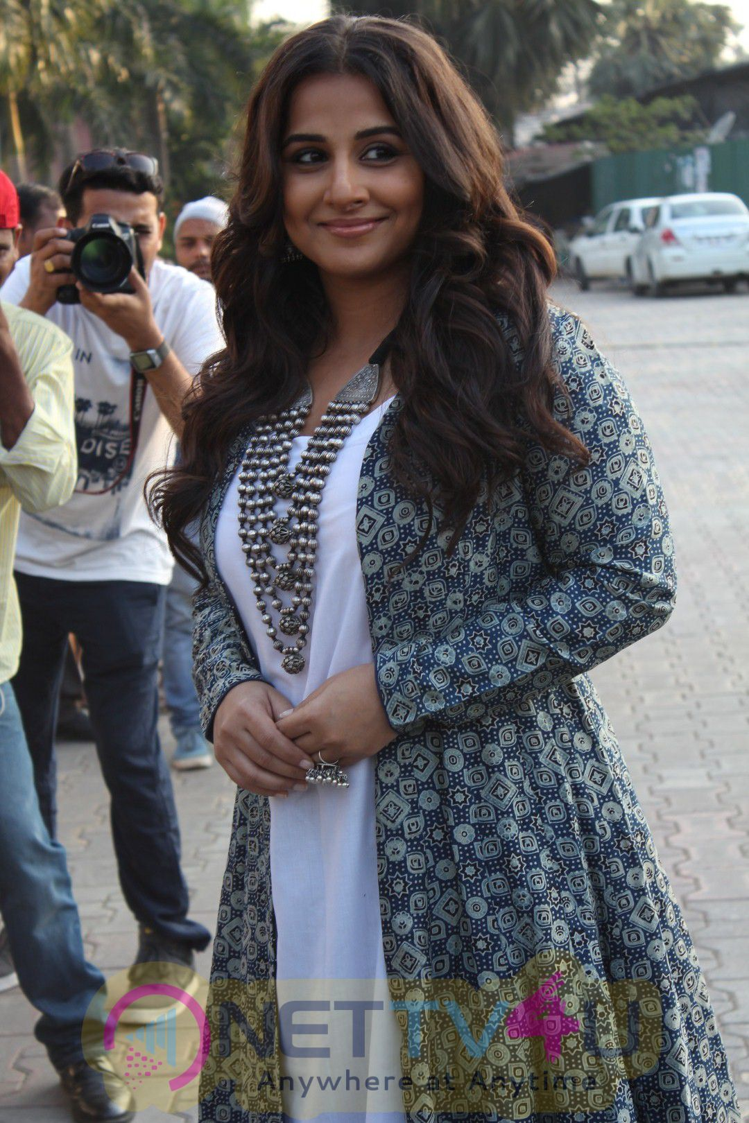 Vidya Balan Shoot Savdhaan India Promotion Episode For Movie
