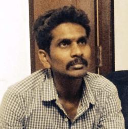Vijay Adhinathan Tamil Actor