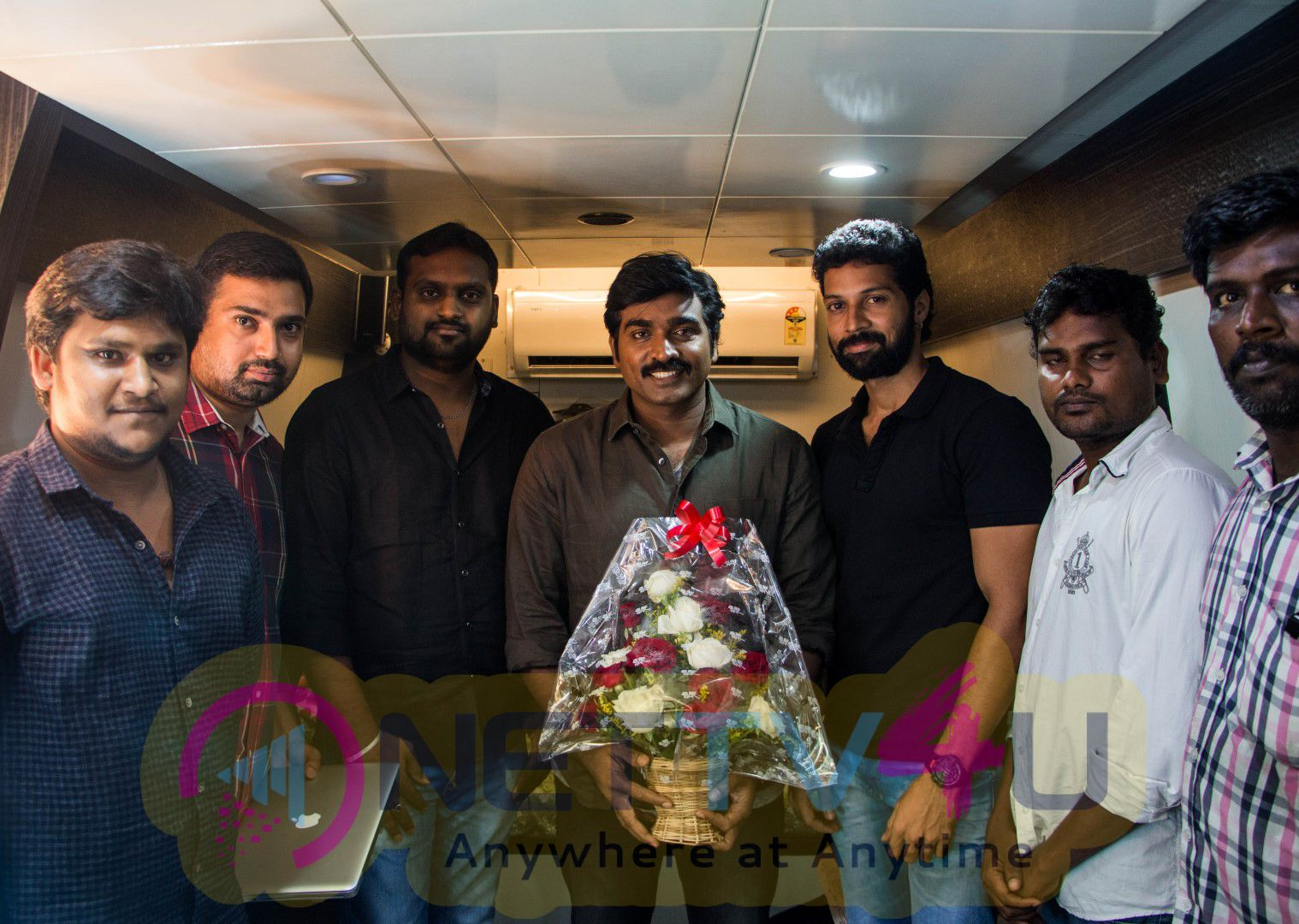 Vijay Sethupathi Will Launch Dhayam Teaser Attractive Pics