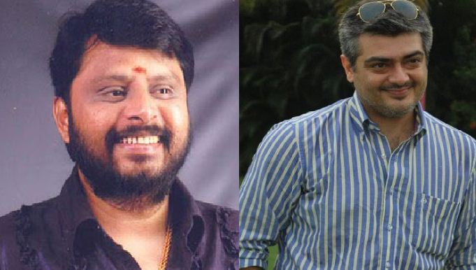 Vikraman's  Melting Moments With Ajith!