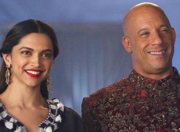 Vin Diesel Goes Desi For Deepika!