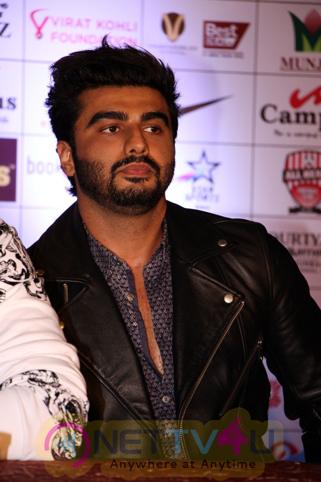 Virat Kohli Foundation And Playing For Humanity Official Jersey Launch Of Celebrity Clasico Stills