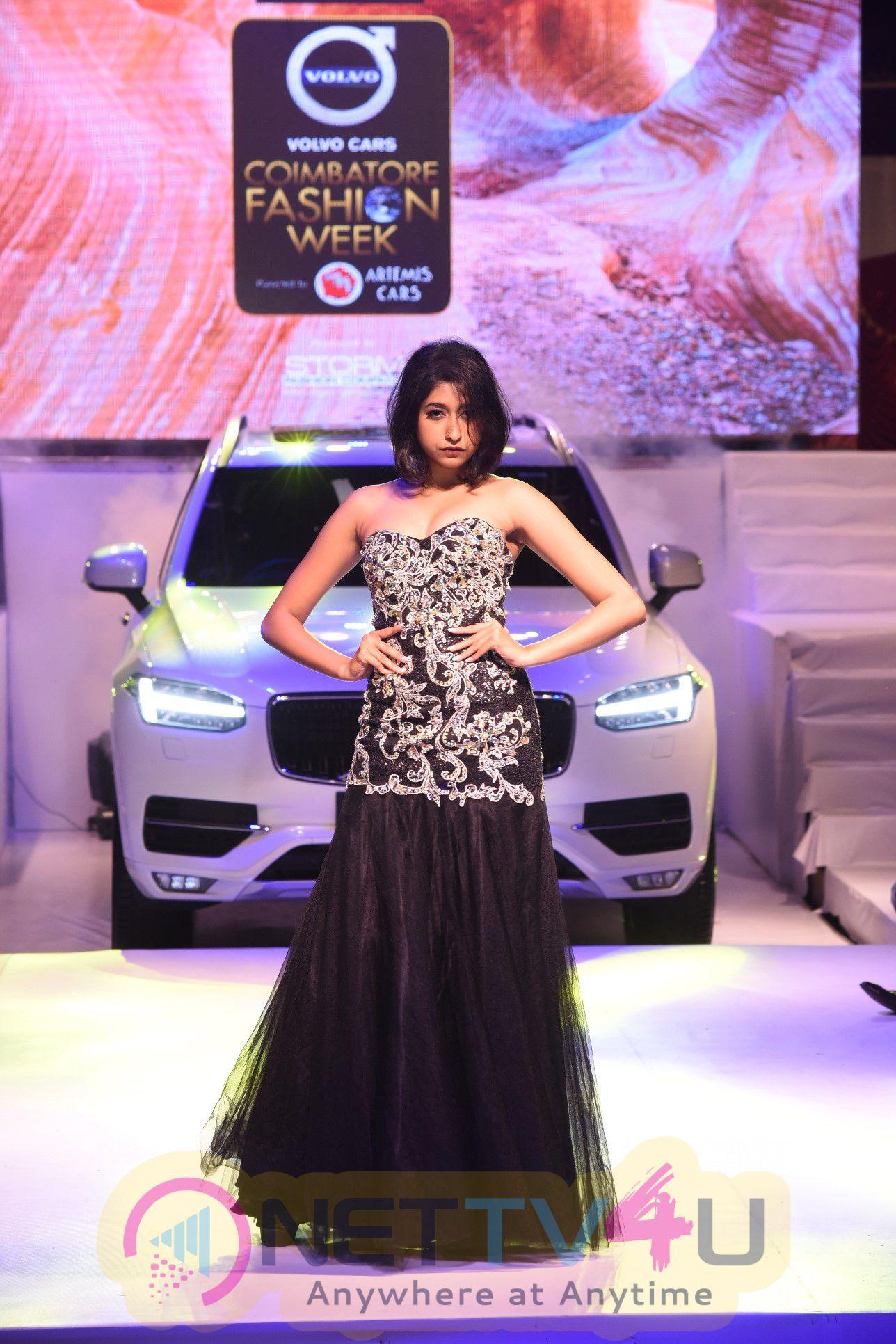 Volvo Cars Coimbatore Fashion Week 2016 Stills