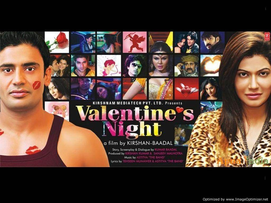 Valentine's Night Movie Review Hindi