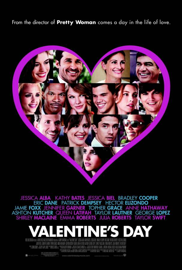 Valentine's Day Movie Review English