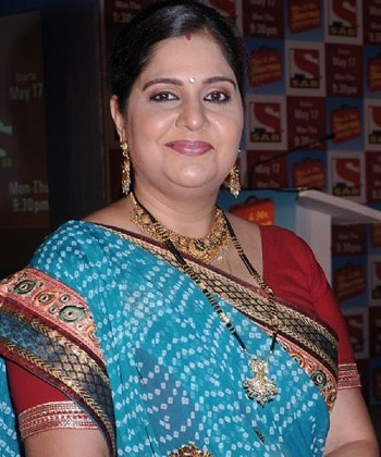 Vandana Pathak Hindi Actress