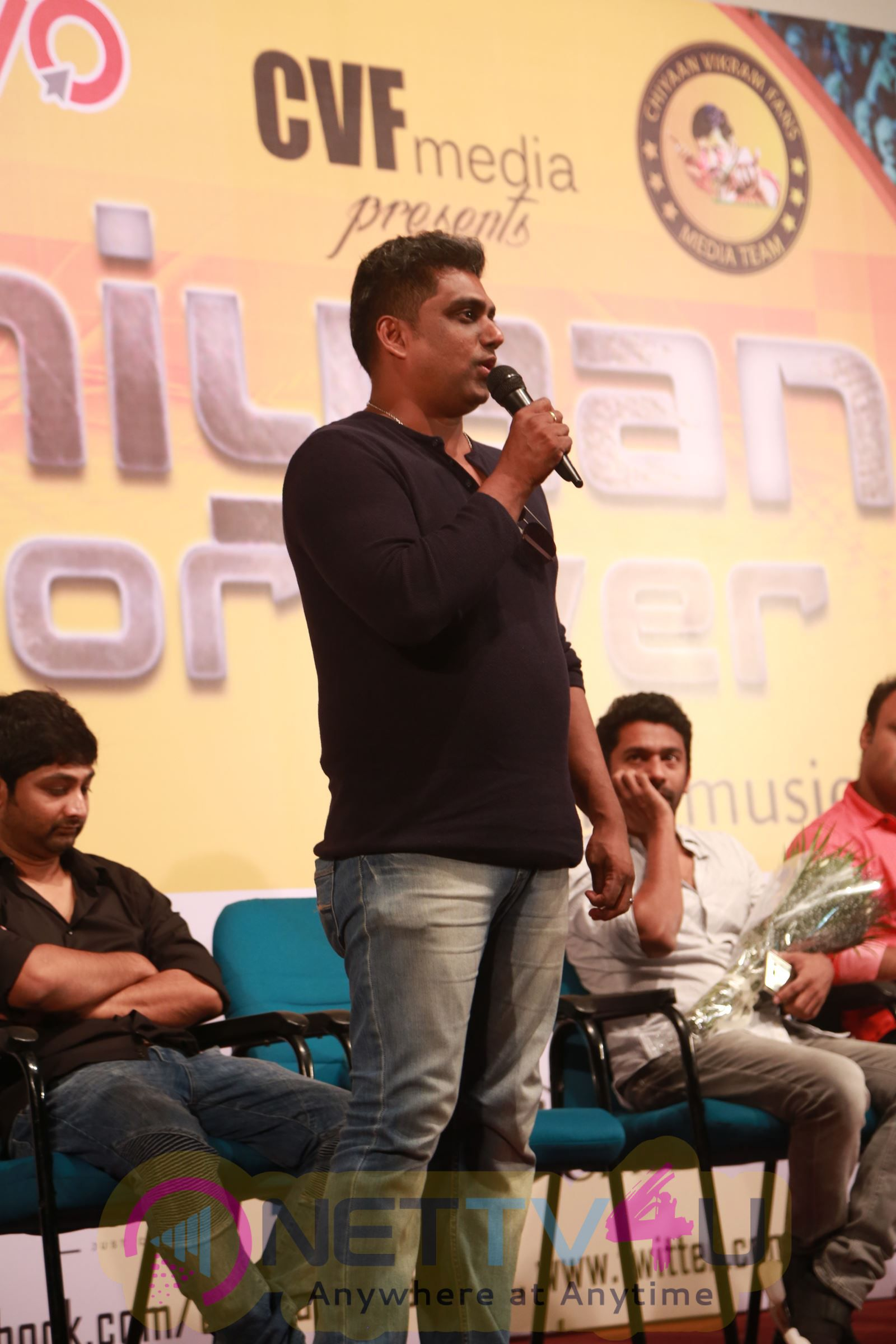 Vanthathey Vanthathey Chiyaan Forever Birthday Song Launch Photos