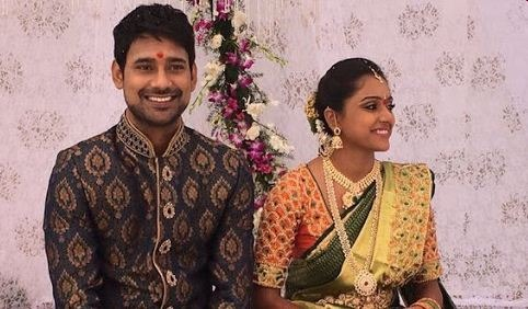 Varun Sandesh And Vithika Engagement Held In A Grand Manner!