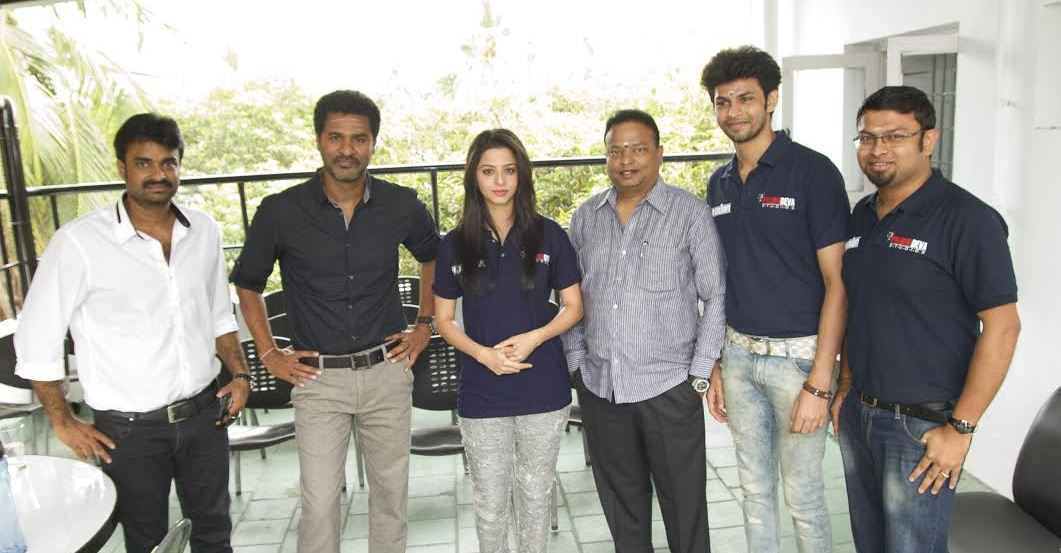 Vedhika In Prabhu Deva Production!