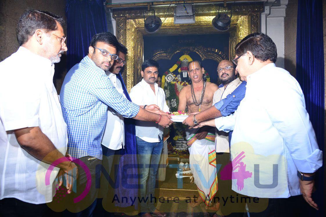 Tollywood Movie Maruthi Launch Stills