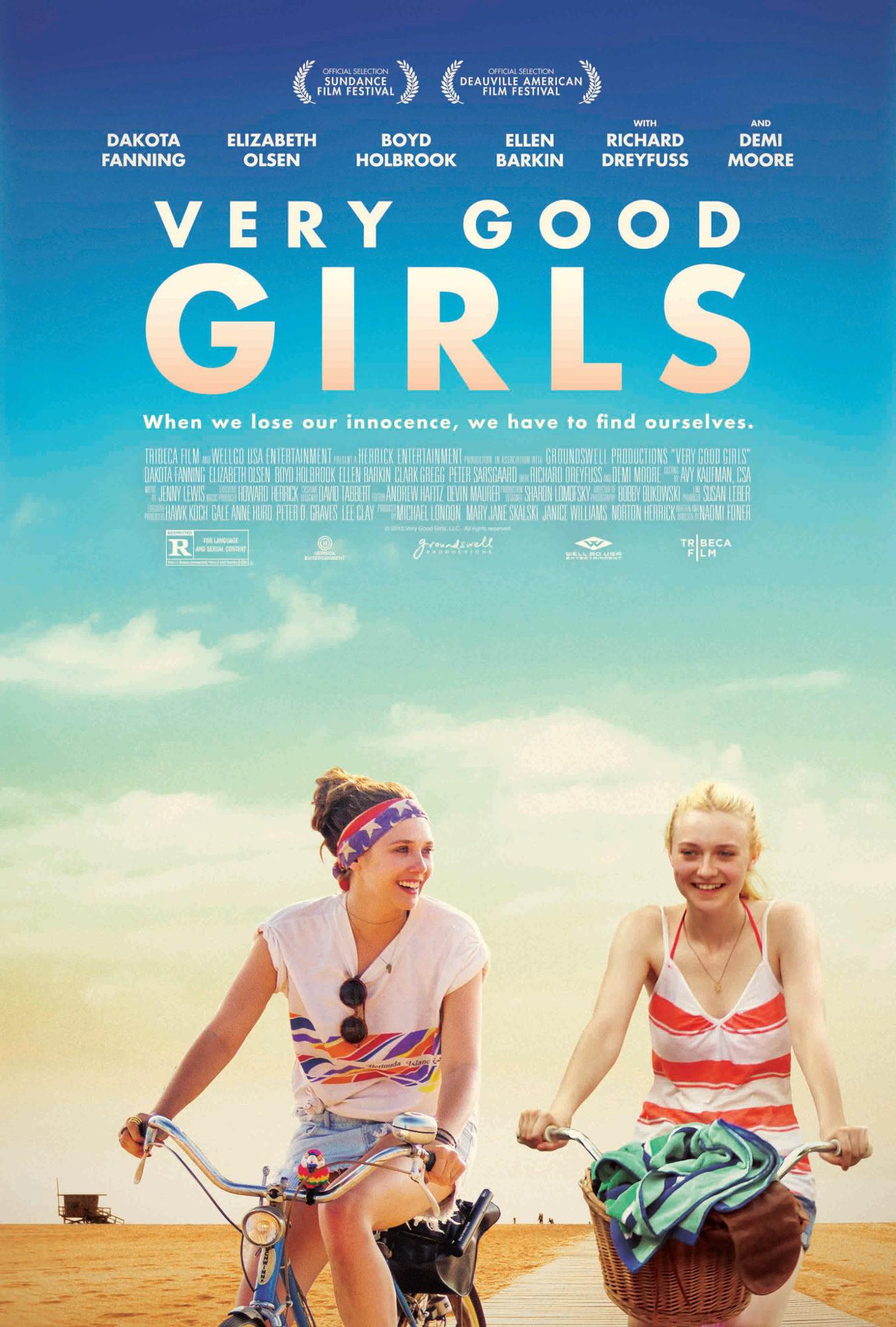 Very Good Girls Movie Review English