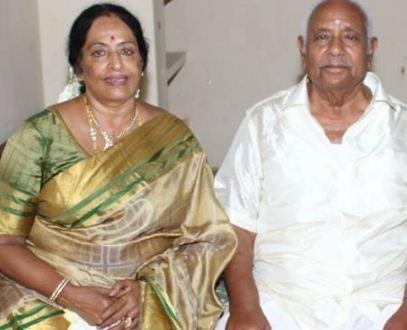 Veteran Actress KR Vijaya's Husband Passed Away!