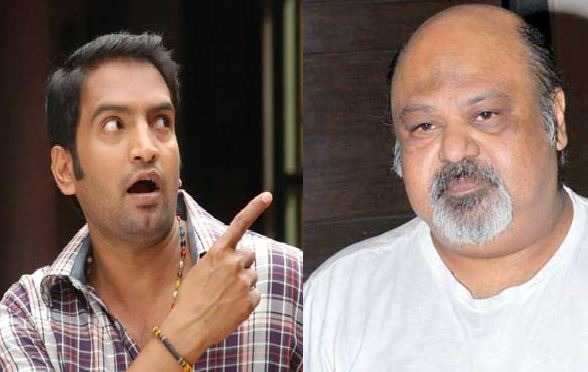 Veteran Bollywood Actor To Comeback With Santhanam's Film!