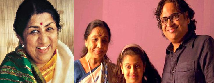 Veteran Playback Singer Lata Mangeshkar's Birth..