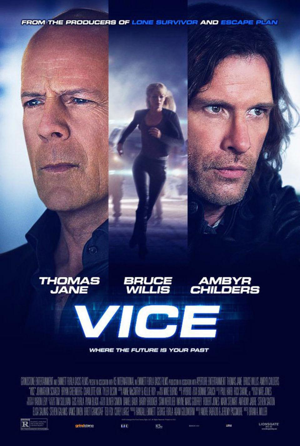 Vice Movie Review English