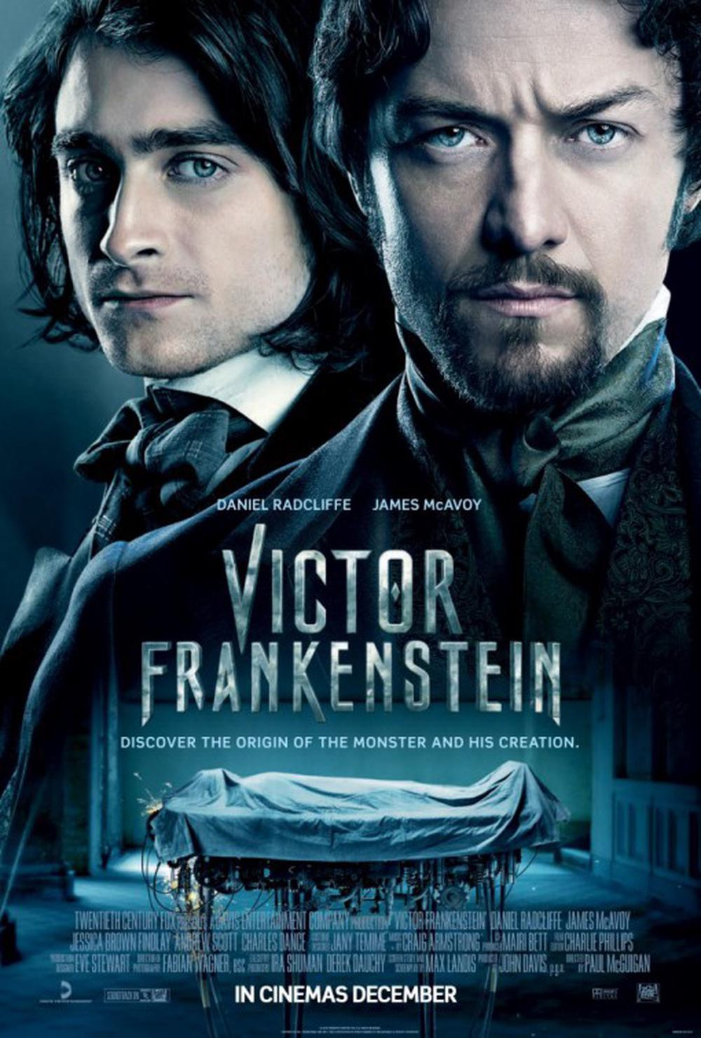 Victor Frankenstein Movie Review English Movie Review