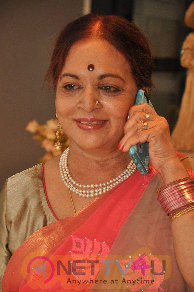 Vijaya Nirmala Birthday Celebration Photos