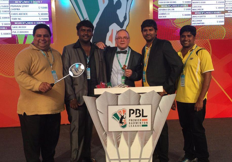 Vijayakanth'S Son Buys Chennai Team In PBL!