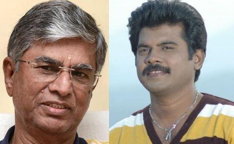 Vijay'S Father Turns As Hero!