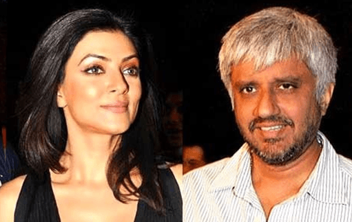 Vikram Bhatt Admits Having Relationship With Sushmita Sen